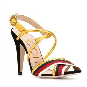 Gucci Sandal Heels